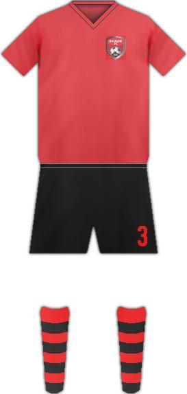 Kit BAUGER FC