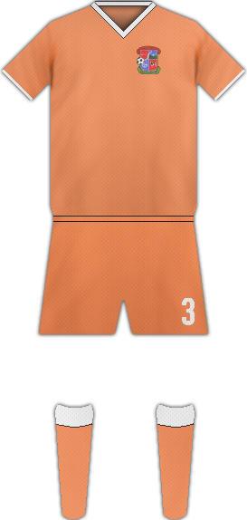 Kit BAYAGUANA F.C.