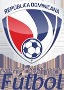 Logo de ÉQUIPE D'RéPUBLIQUE DOMINICAINE DE FOOTBALL