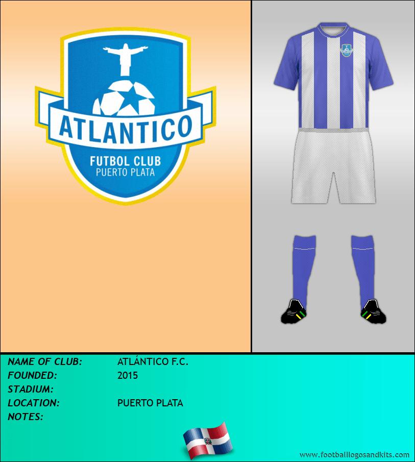 Logo of ATLÁNTICO F.C.