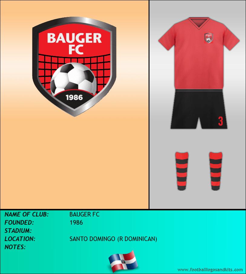 Logo of BAUGER FC