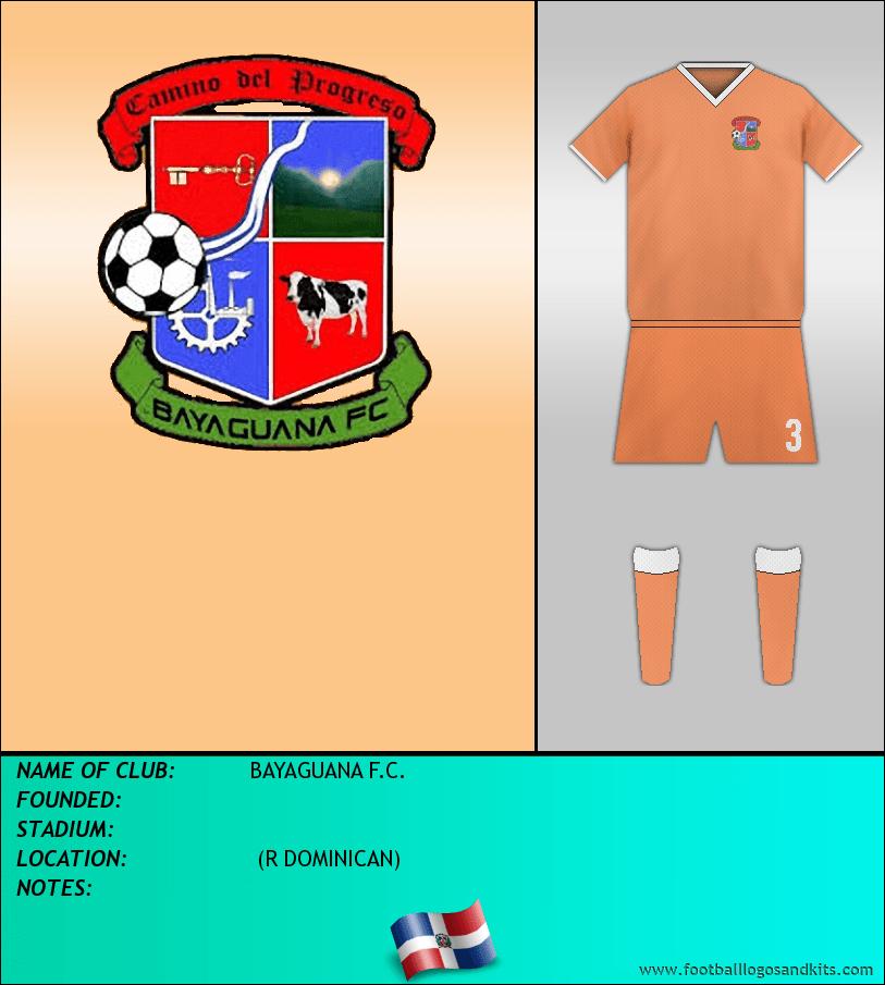 Logo of BAYAGUANA F.C.