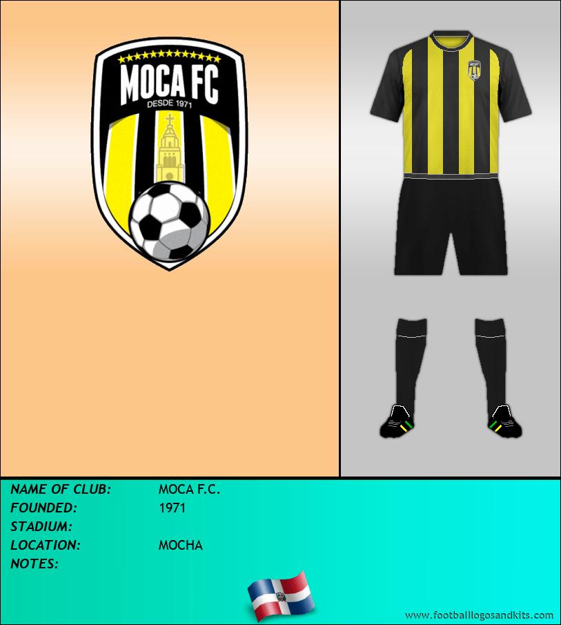 Logo of MOCA F.C.