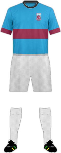 Kit BALOMPIÉ FC