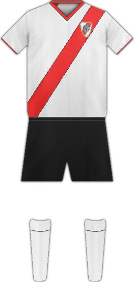 Kit C.A. RIVER PLATE