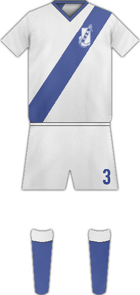 Kit C.S.A. GUILLERMO BROWN
