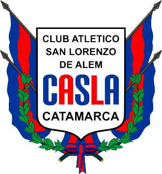 Logo of C. ATLÉTICO S. LORENZO DE ALEM (ARGENTINA)
