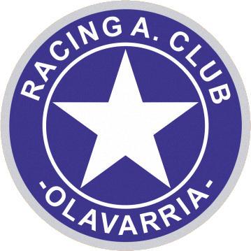 Logo of RACING AC OLAVARRIA (ARGENTINA)