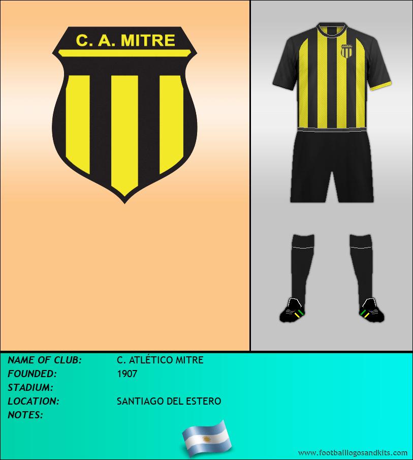 Logo of C. ATLÉTICO MITRE