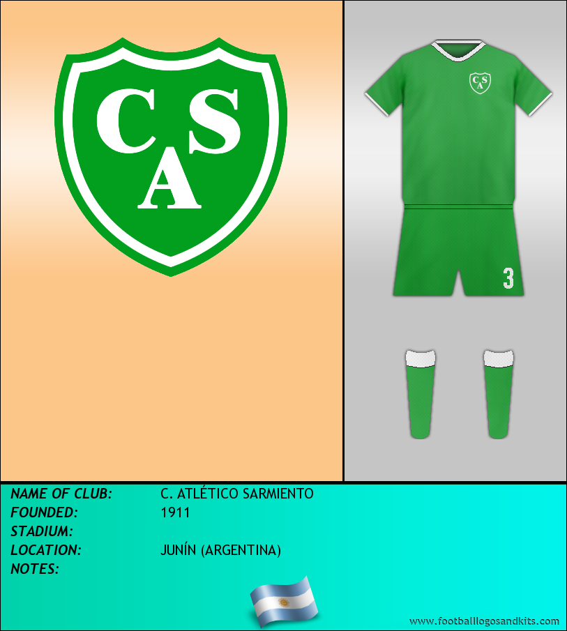 Logo of C. ATLÉTICO SARMIENTO