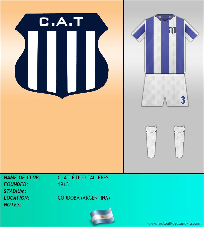 Logo of C. ATLÉTICO TALLERES