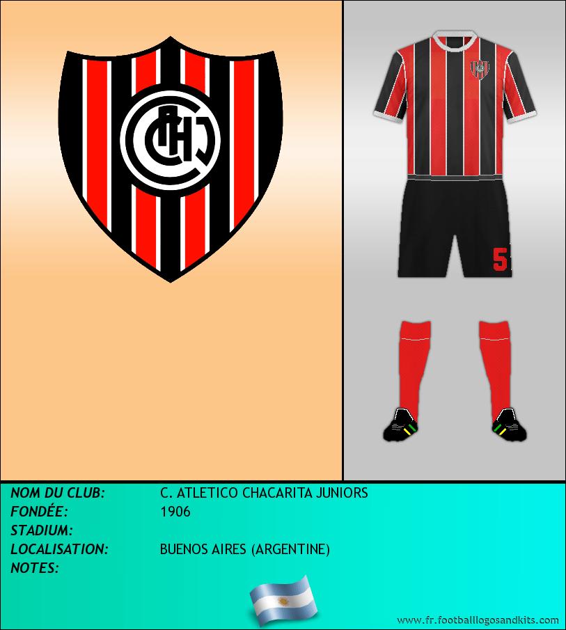 Logo de C. ATLETICO CHACARITA JUNIORS