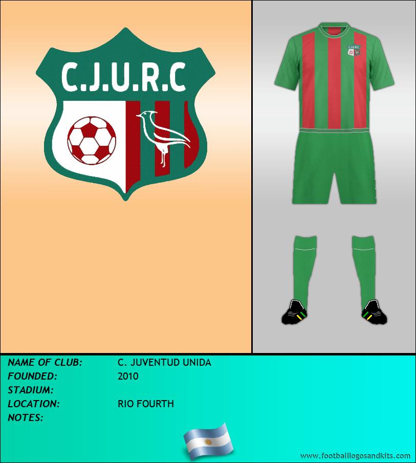 Logo of C. JUVENTUD UNIDA