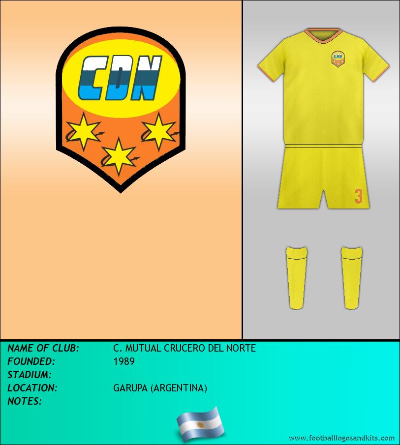 Logo of C. MUTUAL CRUCERO DEL NORTE