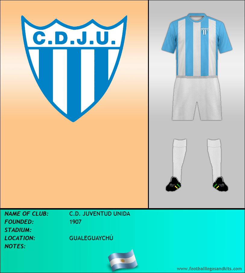 Logo of C.D. JUVENTUD UNIDA