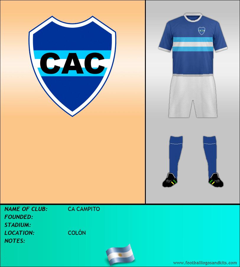 Logo of CA CAMPITO