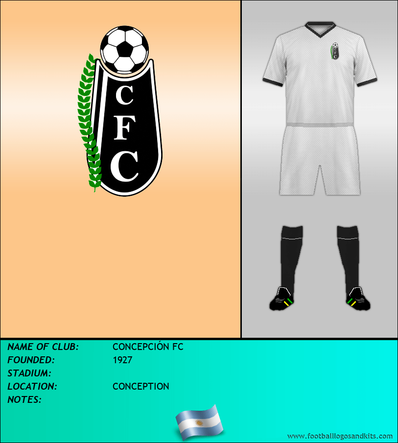 Logo of CONCEPCIÓN FC