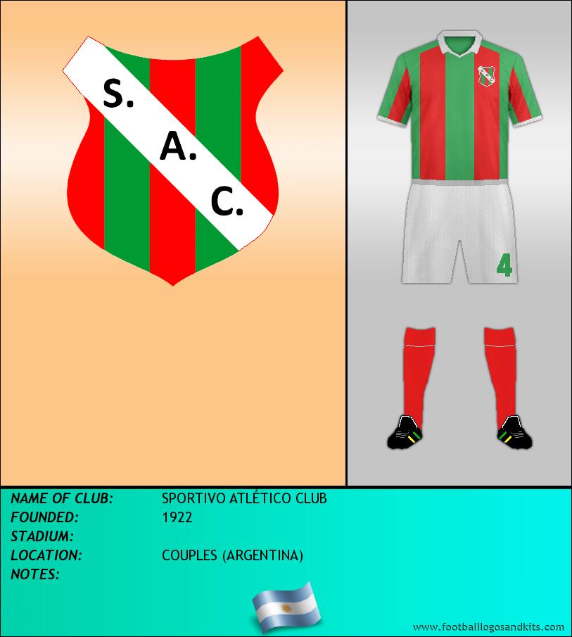 Logo of SPORTIVO ATLÉTICO CLUB