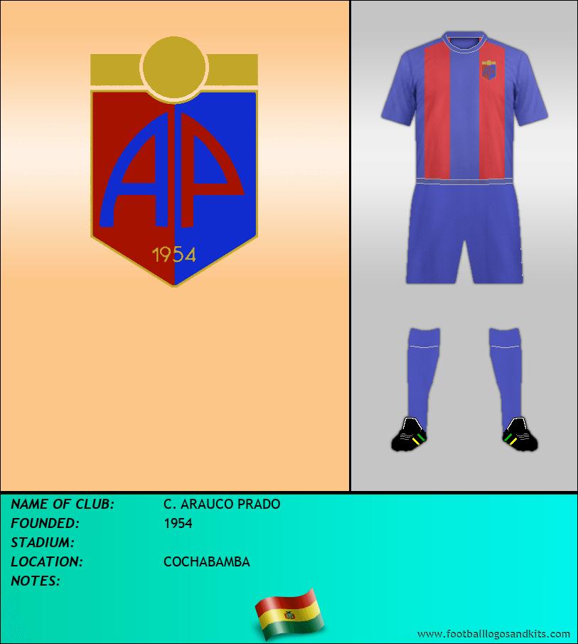 Logo of C. ARAUCO PRADO