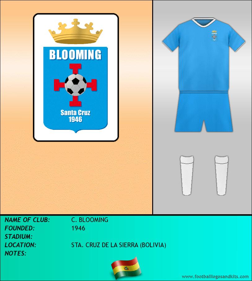 Logo of C. BLOOMING