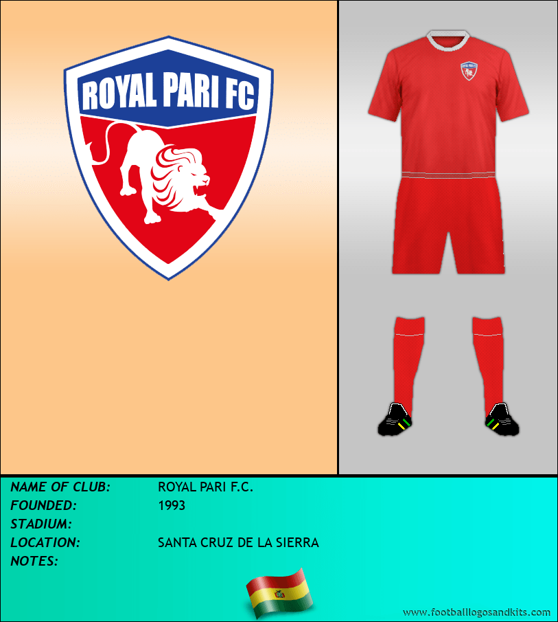 Logo of ROYAL PARI F.C.