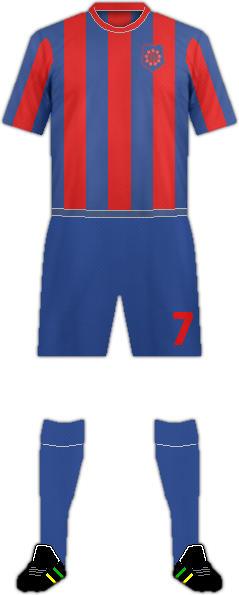 Kit BONSUCESSO F.C.