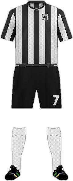 Kit OPERÁRIO FUTEBOL CLUB