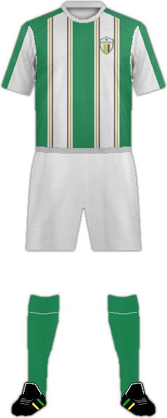 Kit PARAUAPEBAS F.C.