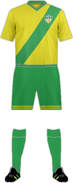 Kit SAQUAREMA FC