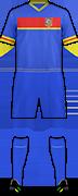 Kit SOLEDADE FC