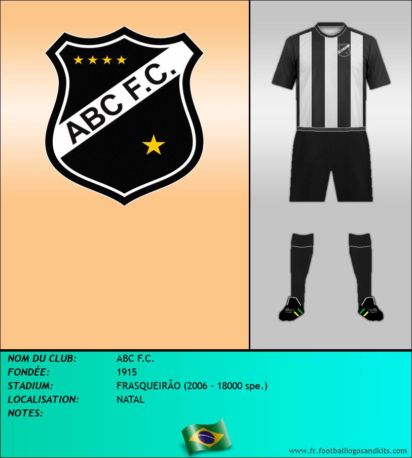 Logo de ABC F.C.