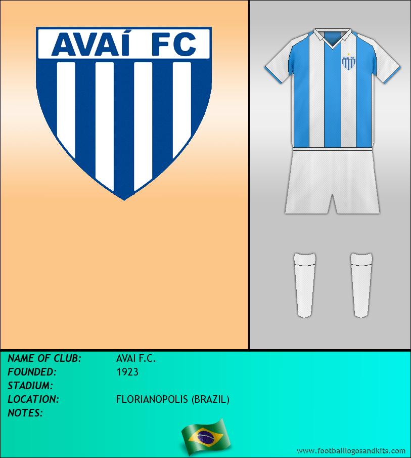 Logo of AVAI F.C.