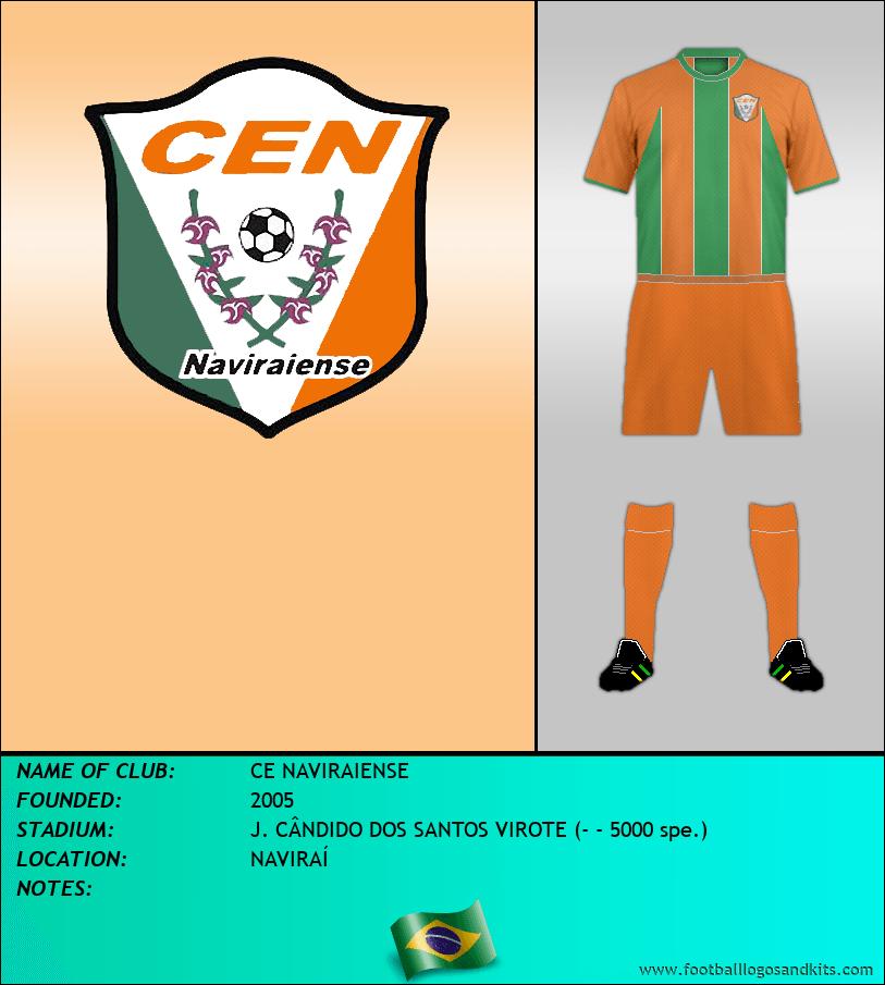 Logo of CE NAVIRAIENSE