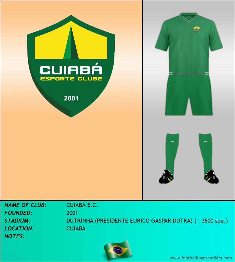 Logo of CUIABÁ E.C.