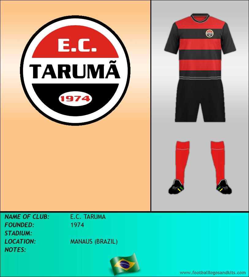 Logo of E.C. TARUMA