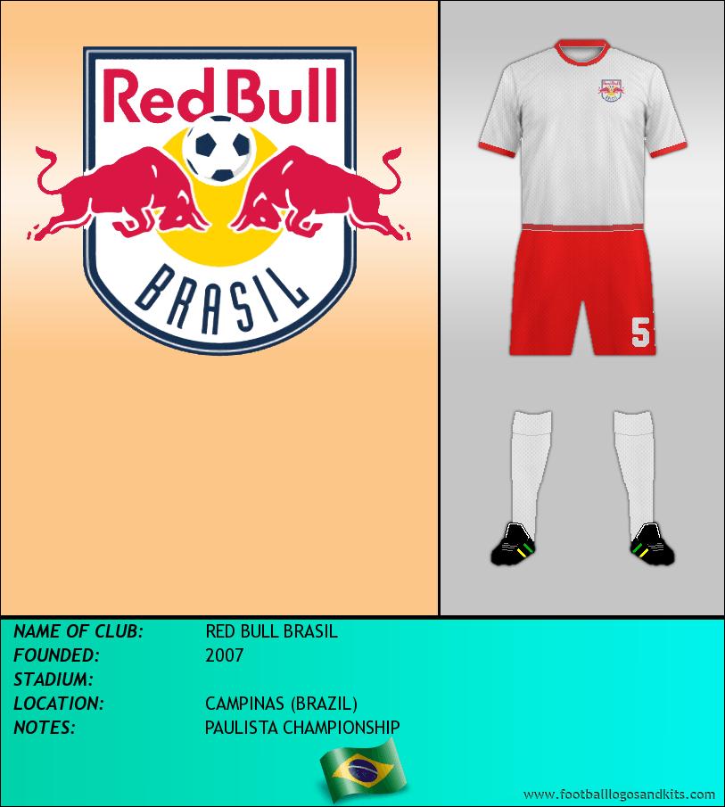 Logo of RED BULL BRASIL
