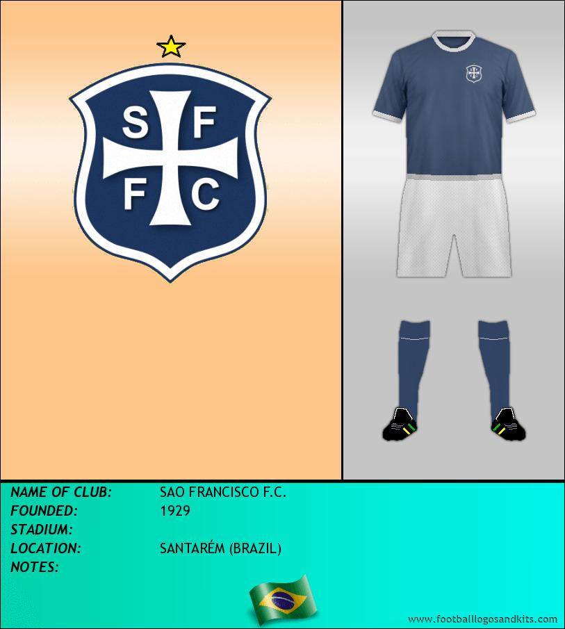 Logo of SAO FRANCISCO F.C.