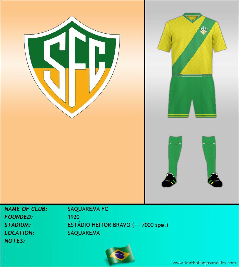 Logo of SAQUAREMA FC