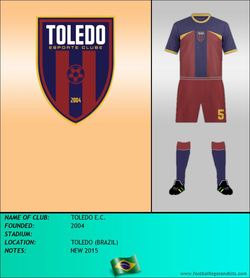 Logo of TOLEDO E.C.