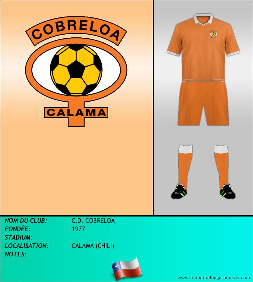 Logo de C.D. COBRELOA