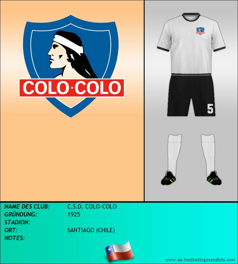 Logo C.S.D. COLO-COLO