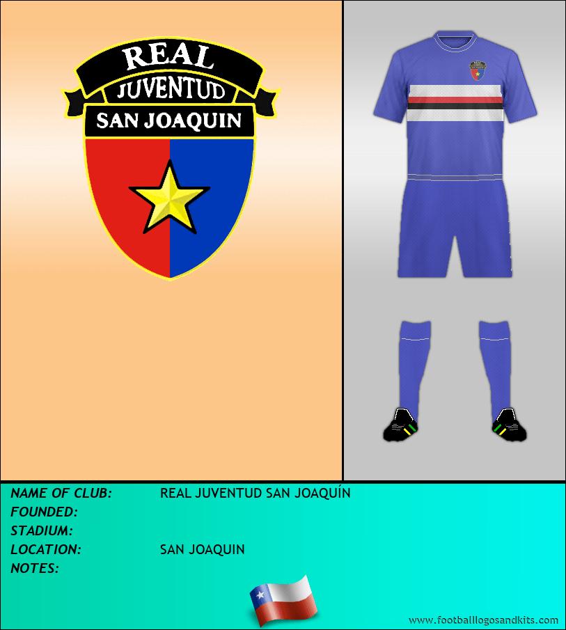 Logo of REAL JUVENTUD SAN JOAQUÍN