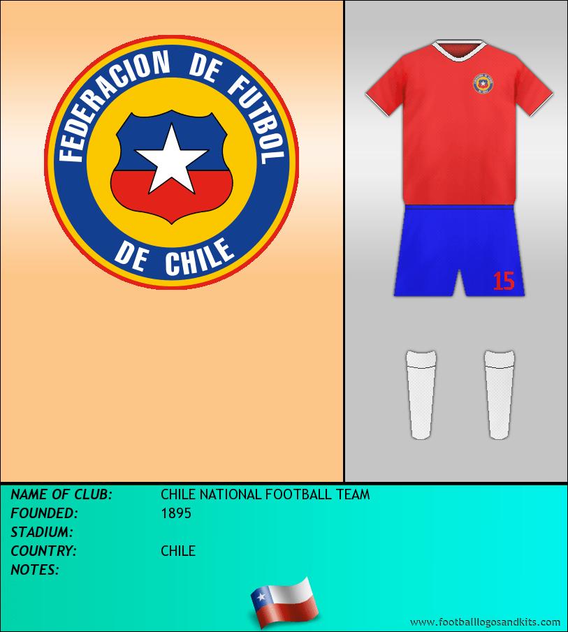 Logo of SELECCIÓN CHILENA