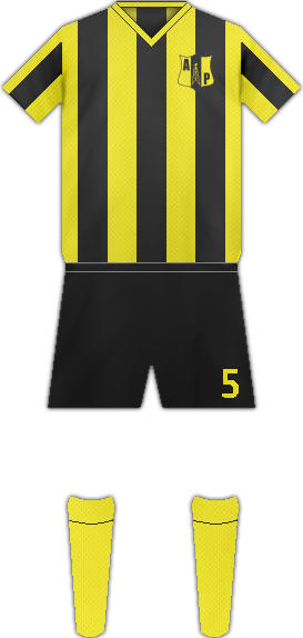 Kit ALIANZA PETROLERA FC
