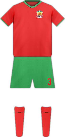 Kit BABRRANQUILLA FC