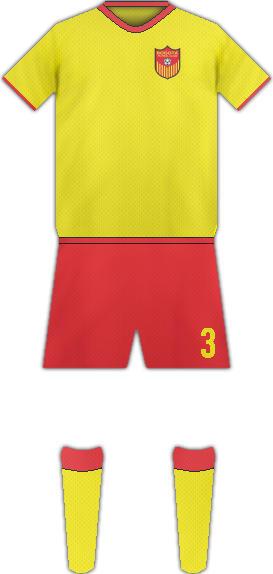Kit BOGOTÁ FC