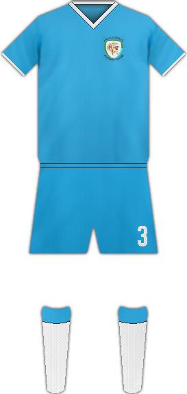 Kit JAGUARES FC