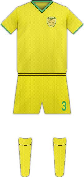 Kit LEONES FC