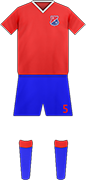 Kit C.D. INDEPENDIENTE MEDELLIN