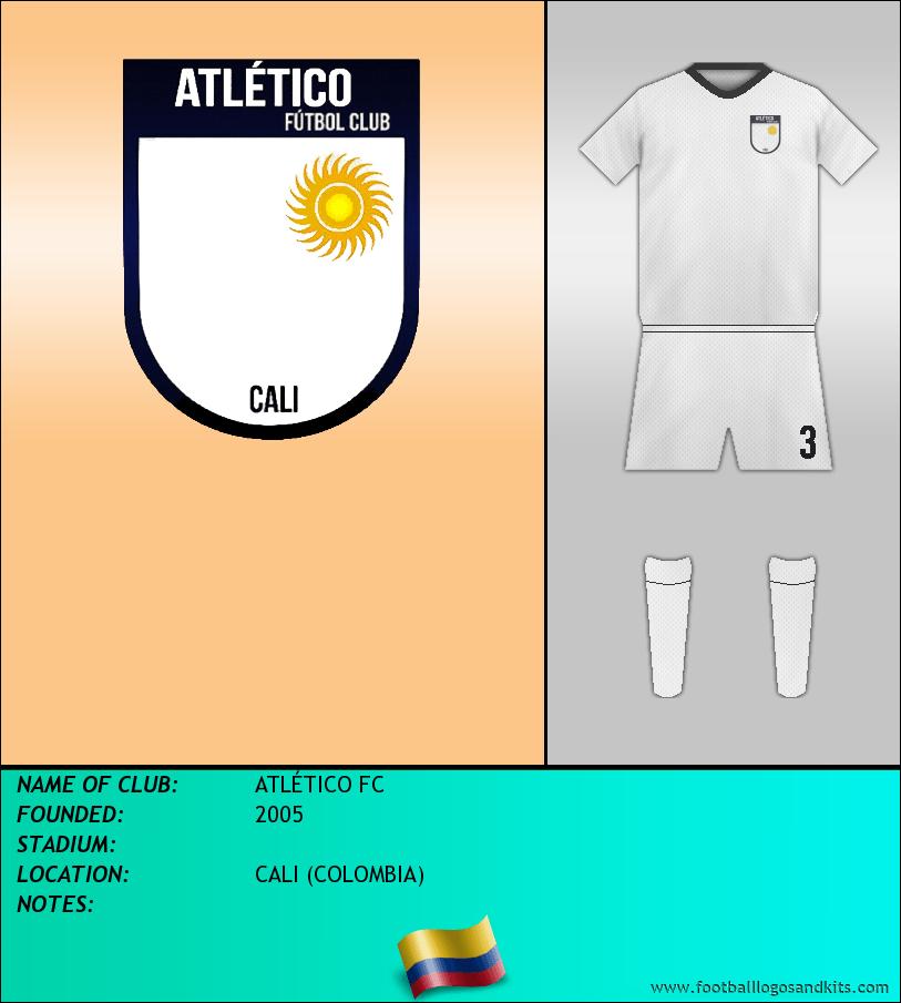 Logo of ATLÉTICO FC